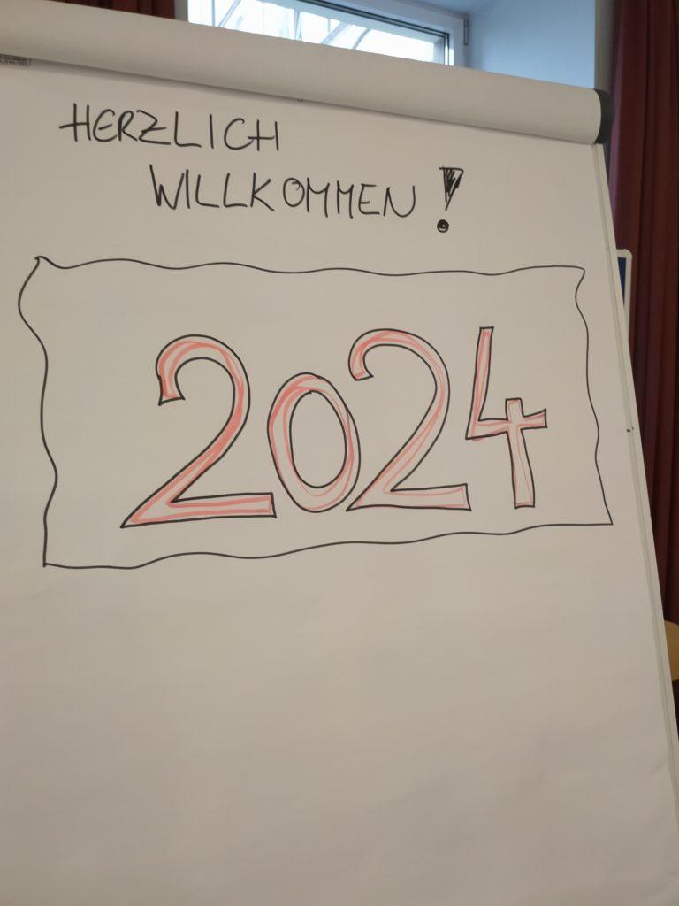 Willkommen 2024