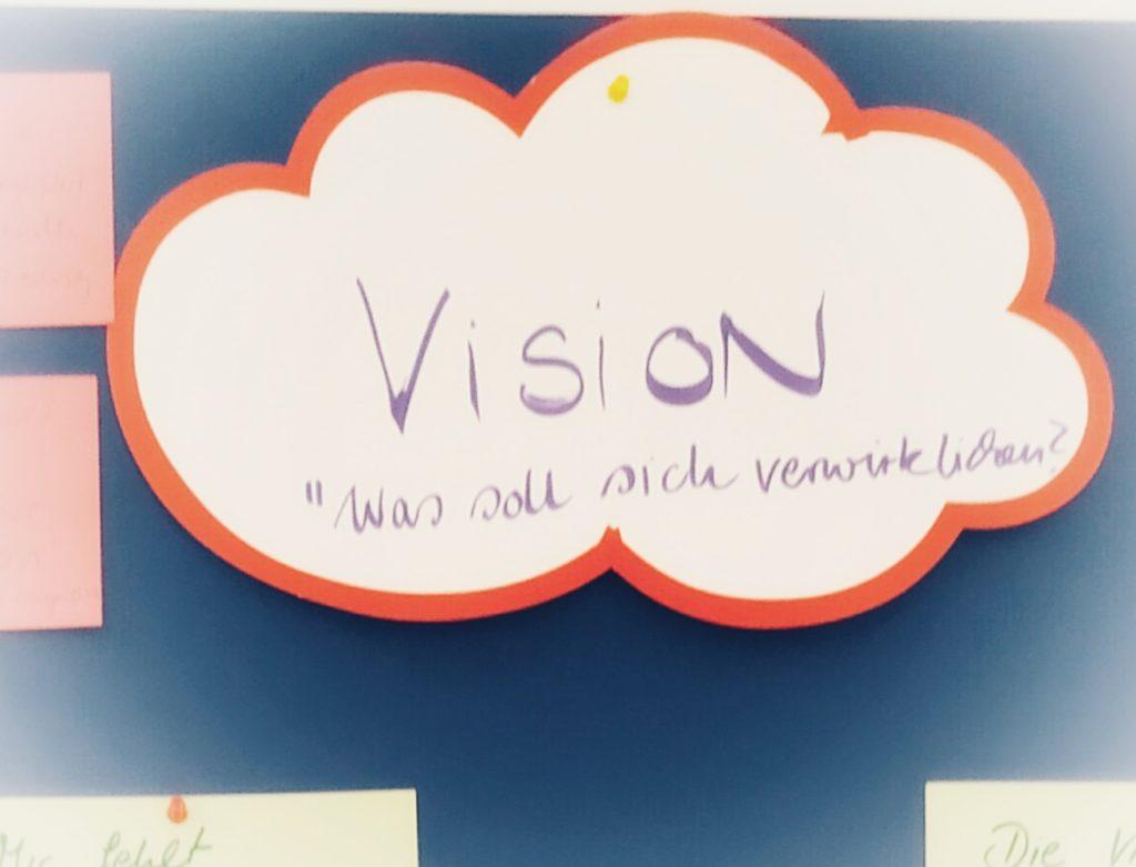 1. Vormittag – Vision und Mission